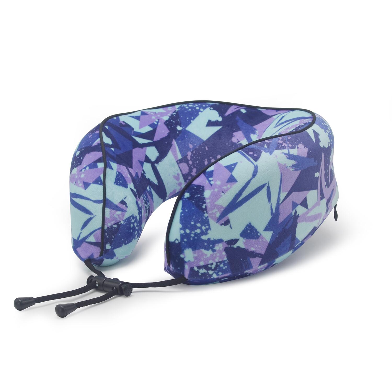Fashion splash colorful star custom printed body pillow travel neck pillow