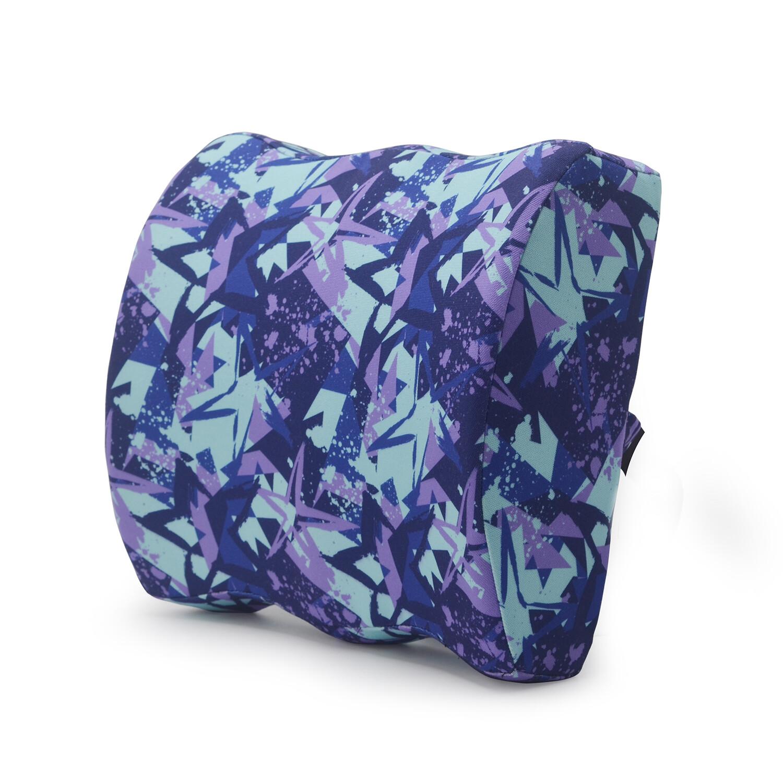 Fashion splash colorful star custom printed body pillow back cushion