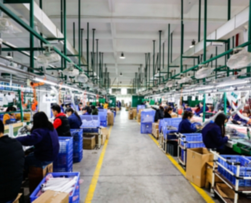 Manufacturing Companies in China